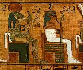 Imagen 11-1. Shu y Tefnut