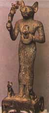 Estatua de Bastet