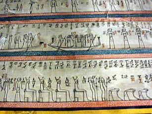 Tercera hora Tumba de Amenhotep II (KV 35) Fotografía de los autores