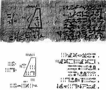 Papiro de Moscú