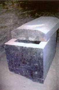 Sarcófago del Separeum. Pincha sobre la imagen para ver otros sarcófagos