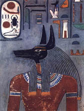 Relieve policromado Tumba de Horemheb (KV 57) Valle de los Reyes