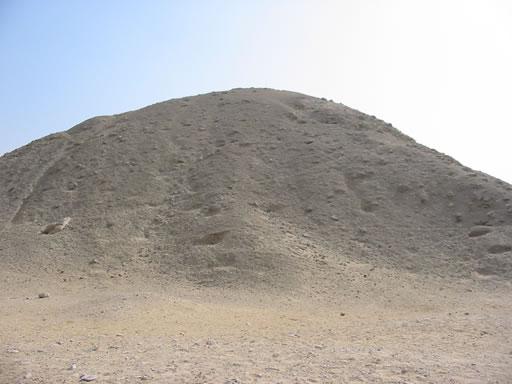 Pirámide de Teti Fotografía: Francisco López