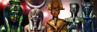 El Panteón egipcio